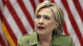 希拉蕊、Hillary Clinton/美聯社