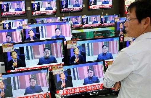 北韓核試_路透