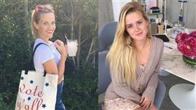 金法尤物-Reese Witherspoon ig-https://www.instagram.com/p/BKJGstvBZYY/?hl=zh-tw