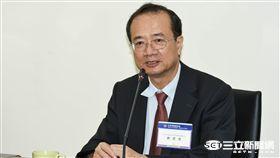 大法官拜會時代力量 司法院院長被提名人許宗力 圖/記者林敬旻攝