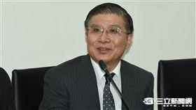 總統府秘書長林碧炤 圖/記者林敬旻攝