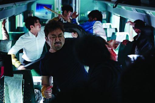屍速列車,馬東錫 圖/韓網