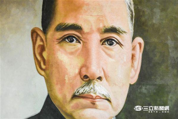 孫中山,國父,國民黨,黨國,中華民國 圖/記者林敬旻攝