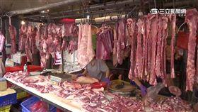 -豬肉-肉攤-菜市場-