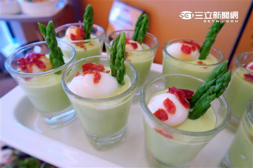 漢來海港義大利美食節。(圖/記者簡佑庭攝影)