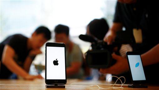 iPhone 7、iPhone、蘋果、愛瘋(圖/路透社/達志影像)
