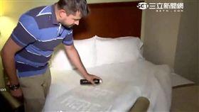 噁!以為只有你睡? 美高級旅館床單沒換
