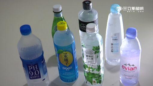 """甜點品牌賣""""野草水"""" 瓶裝水紛搶鹼商機"""