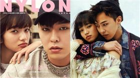 BIGBANG,G-Dragon,GD,權志龍,小松菜奈,IG,盜用,親密,戀愛,peaceminusone-翻攝自IG、微博