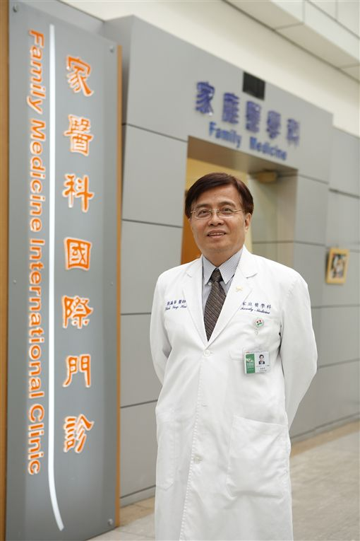 台北萬芳醫院副院長、家醫科主任謝瀛華(圖/翻攝中華民國旅遊醫學醫學會)