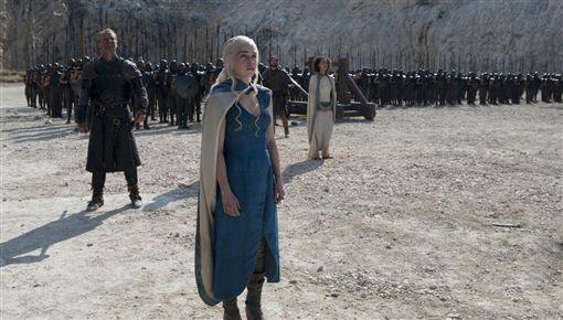 冰與火之歌權力遊戲,Game of Thrones 圖/達志