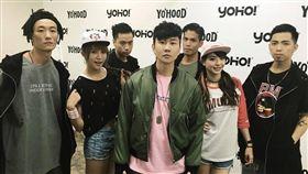 林俊傑身後舞者來頭不小 竟是前偶像團體成員 圖/翻攝自林俊傑臉書 youtube