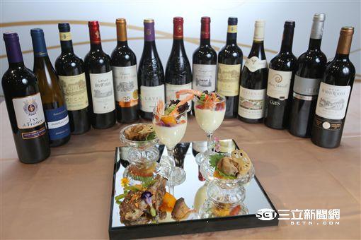 顛覆!法國酒莊莊主登台 品台菜配紅酒