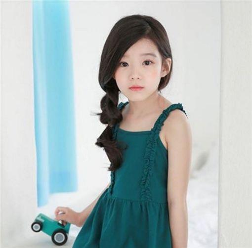 韓國女童金奎莉(圖/翻攝自gyu_ri_kim9 Instagram)