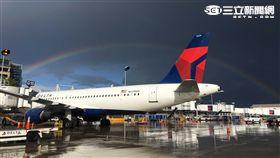 達美航空Delta。(圖/達美航空提供)