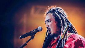 排灣族歌手Matzka。(圖/翻攝自Matzka臉書)
