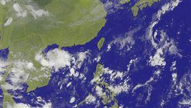 0921衛星雲圖/中央氣象局