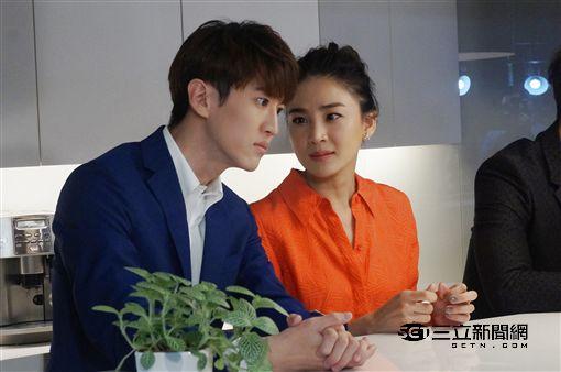 《獨家保鑣》洪小鈴盼孫沁岳帶她拍吻戲