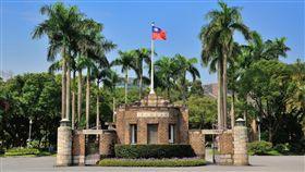 台大,National Taiwan University,校門 圖/shutterstock/達志影像