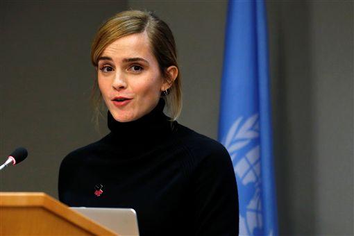 艾瑪華森Emma Watson(圖/路透社/達志影像)
