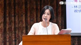 民進黨立委吳思瑤 圖/記者林敬旻攝