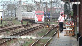 火車,台鐵,列車,車廂,月台