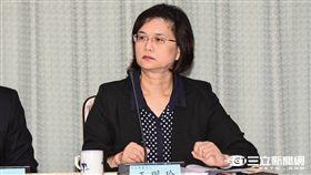 外交部記者會,外交部發言人王珮玲 圖/記者林敬旻攝