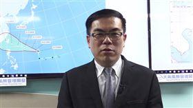 氣象達人彭啟明(圖/WeatherRisk 天氣風險直播影片