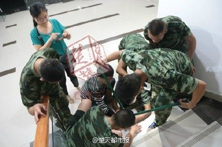 楊洋(圖/楚天都市報微博)http://weibo.com/1720962692/E9BxYeVso