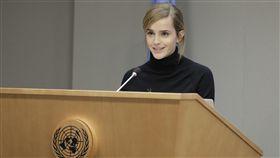 艾瑪華森,Emma Watson,聯合國,校園,兩性 圖/美聯社/達志影像