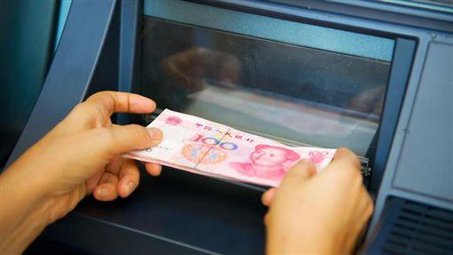 中國大陸,匯款,ATM,詐騙圖/shutterstock/達志影像
