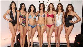 來自加州的精品泳裝 WET,以時尚前衛風格深得消費者青睞,精選35套WET熱銷泳裝,包含性感的挖腰設計款、經典的bikini款…等,每套泳裝都詮釋了WET的品牌精神:「從希臘小島到Hotel泳池池畔,都是WET展現時尚美感的伸展台」,穿上WET泳裝,優雅襯托女性的魅力曲線,展現閃耀自信美。(記者邱榮吉/攝影)