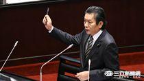 親民黨立法委員李鴻鈞 圖/記者林敬旻攝