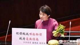 國民黨立法委員盧秀燕 圖/記者林敬旻攝