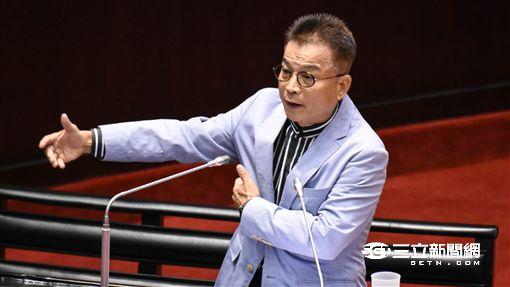 國民黨立委賴士葆 圖/記者林敬旻攝