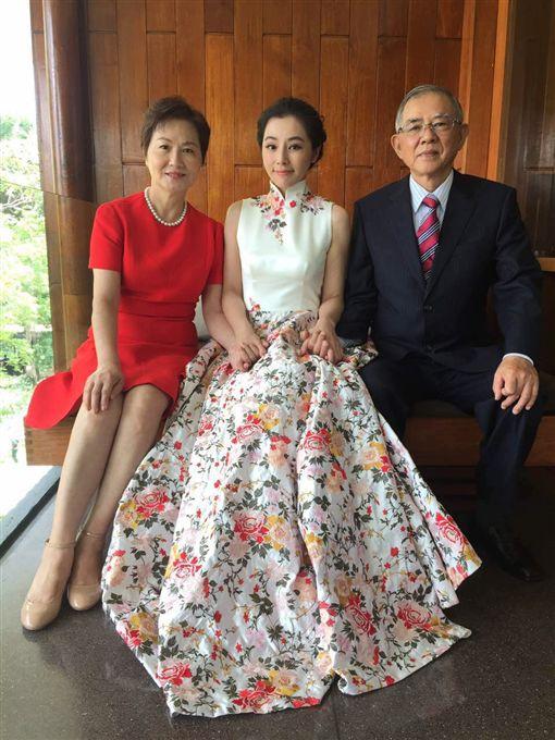 陳怡蓉、薛博仁清邁婚禮 圖/明悅整合行銷提供