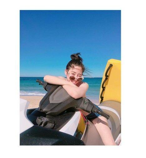歐陽妮妮圖/instagram