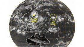 日本氣象廳關注熱帶低壓恐成颱(圖擷自JTWC)