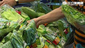 颱風、蔬菜、賣場示意圖
