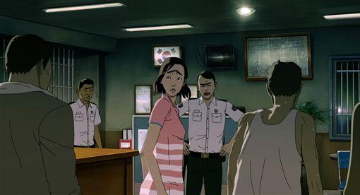 圖車庫娛樂提供 《起源:首爾車站》