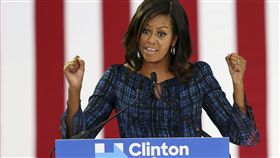 Michelle Obama_美聯社