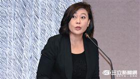 NCC主委詹婷怡 圖/記者林敬旻攝