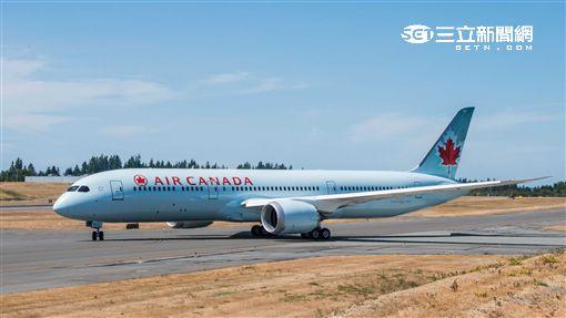 加拿大航空Air Canada波音787-9。(圖/加航提供)