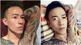 劈腿伊林女模害女友輕生、男模/Manson張茗臉書