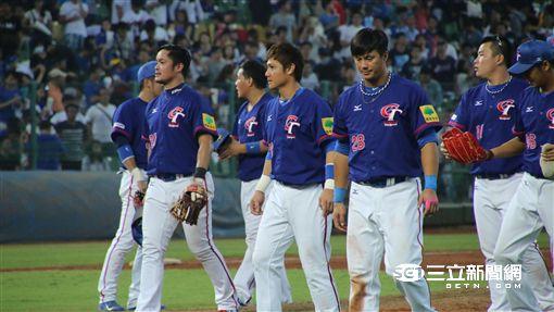 12強中華隊(資料照/記者王怡翔攝)
