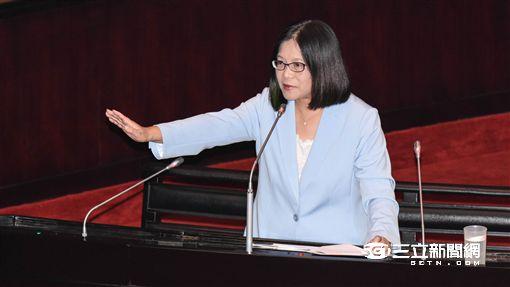 民進黨立委管碧玲 圖/林敬旻攝