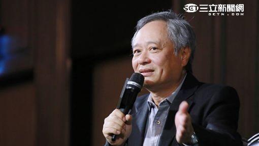 李安未來3D版記者會--圖/鄭先生