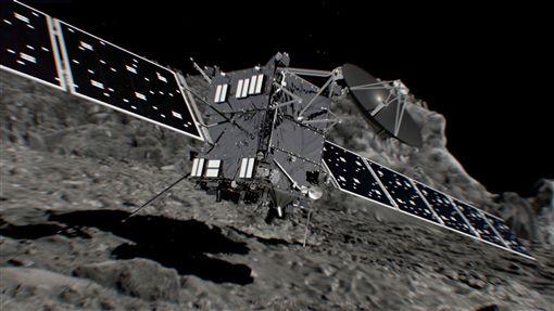 太空船羅賽塔號(Rosetta)_路透