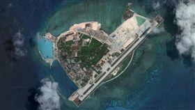 中國大陸西沙群島之永興島(圖/翻攝自Google Map)