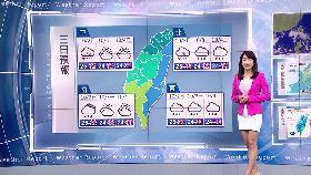 東北風影響 下周東北部注意短暫陣雨